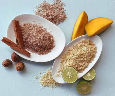 Salz mit Mango-Limone oder Muskatnuss - das ist neu in Deutschland