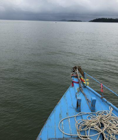 Slowboot nach Koh Phayam