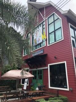 Das Hotel Farmhouse in Rangong