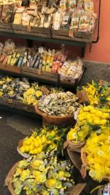 Zitronen-Seifen und Limoncello
