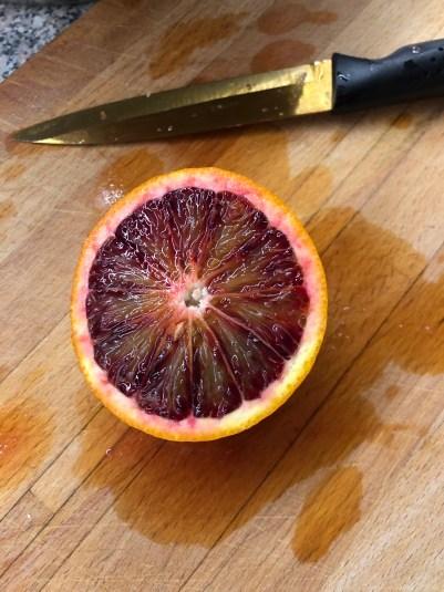 Sizilianische Orange von Mammarancina