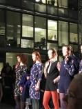 Nachhaltige Mode der Salon Show
