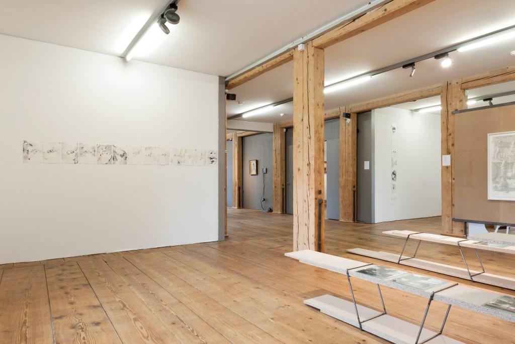 Ausstellungsansicht Montoypien Zeughaus