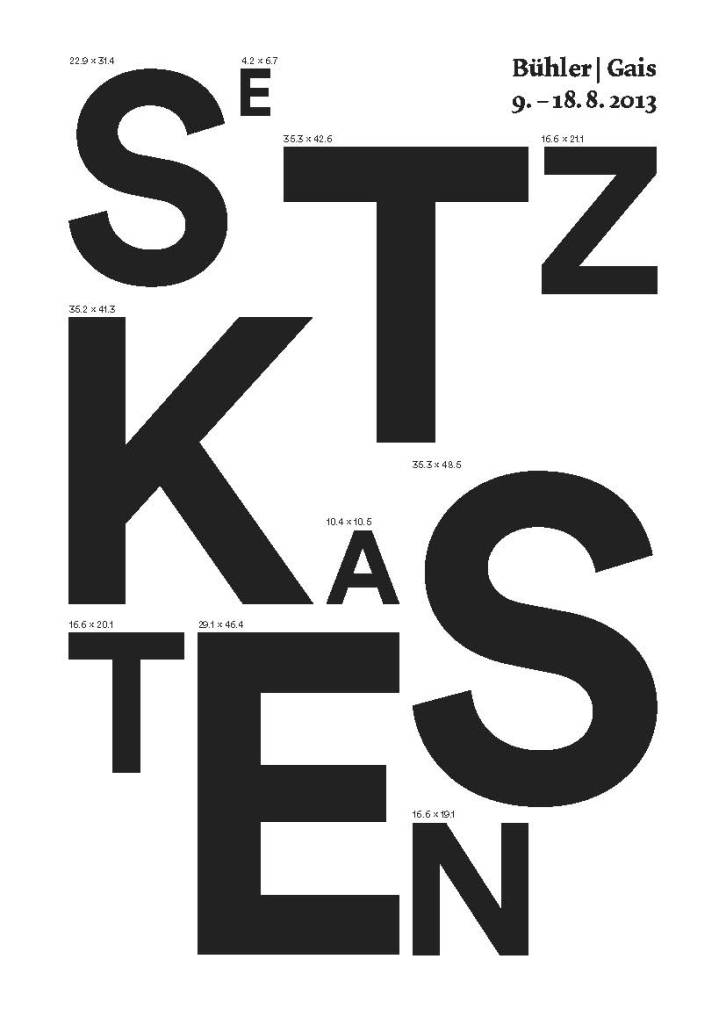 Plakat/Flyer Projekt
