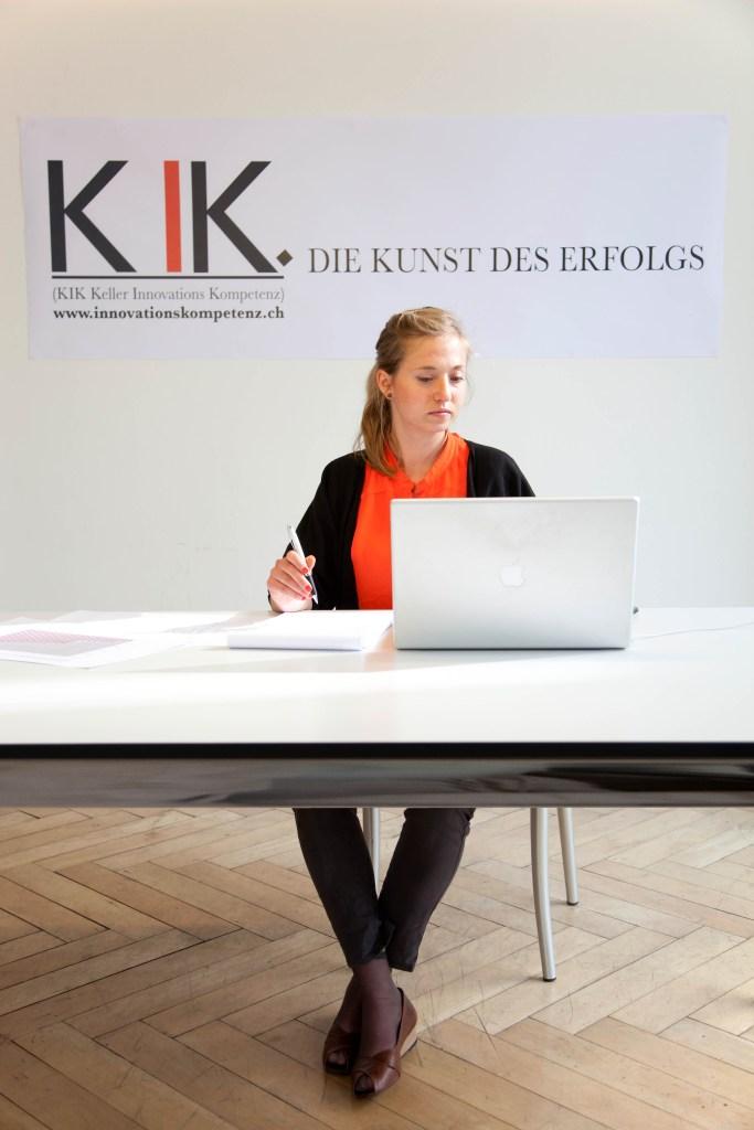KIK, offizielles Bild, Foto: Andri Stadler