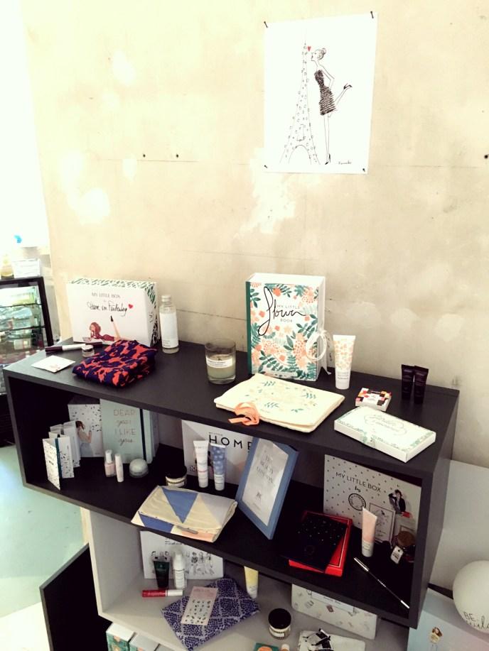 """""""My Little Box"""" im Showroom der Agentur Blow ©katrin-lars.net"""
