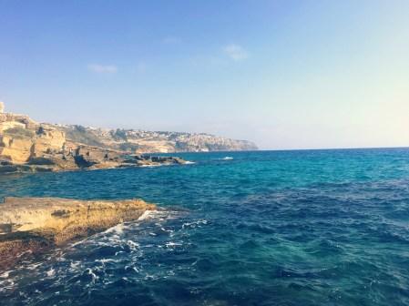 Mallorca's Schönheit! Türkis-blaues Meer und eine malerische Küstenlandschaft! ©katrin-lars.net