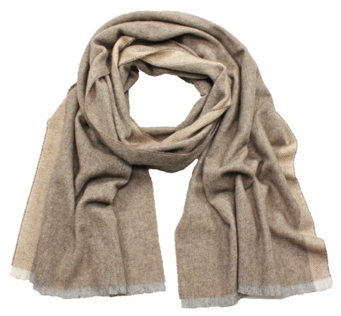 "Kaschmir-Schal ""Virginia"" von Eagle Products © Eagle Products Textil GmbH"