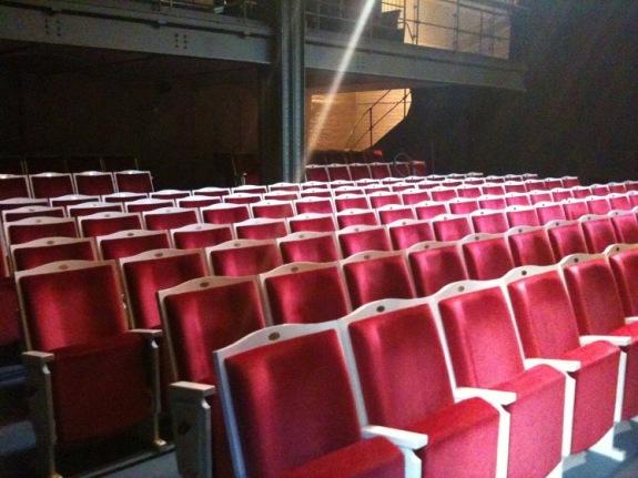 Bitte Platz nehmen - im Berliner Kriminal Theater. © Berliner Kriminal Theater