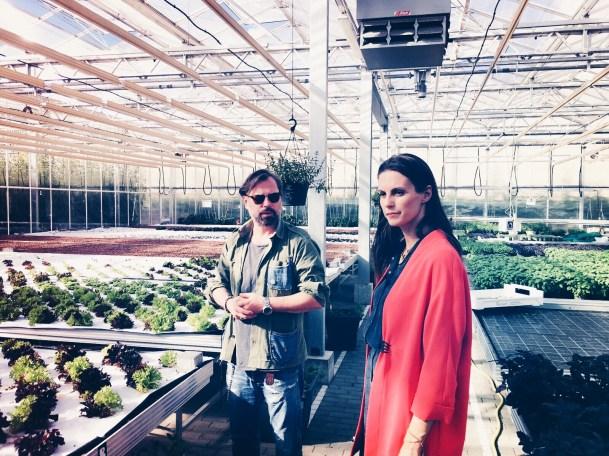 Professionelle Führung durch das System der EFC-Farm. © katrin-lars.net