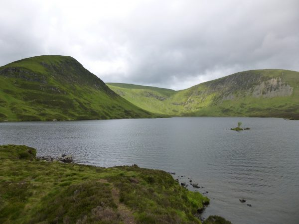 Am Loch Skeen