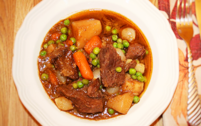Lazy Sunday Beef Stew