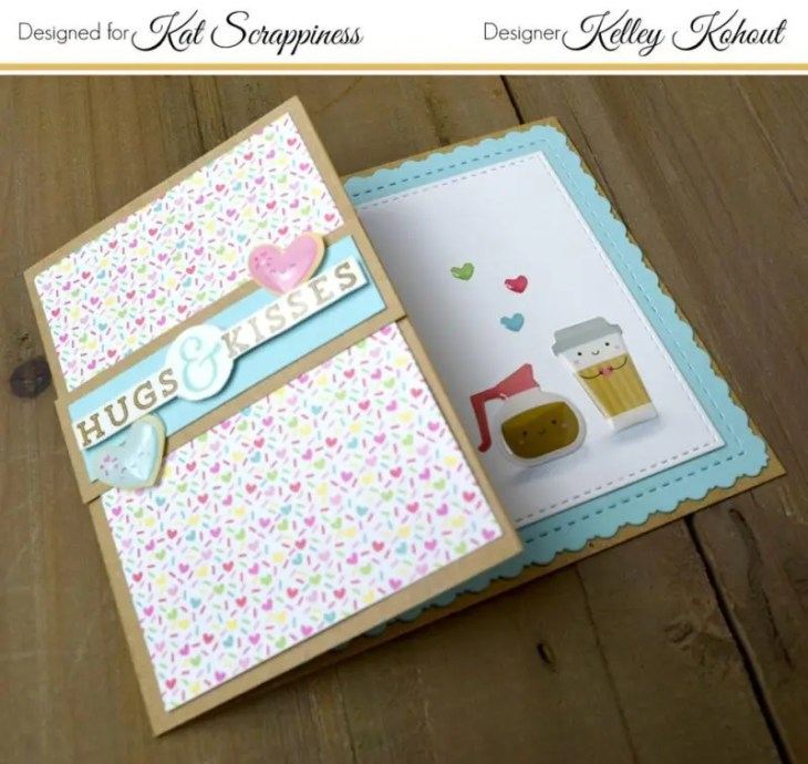 Kelley Kohout Coffee Hop Card