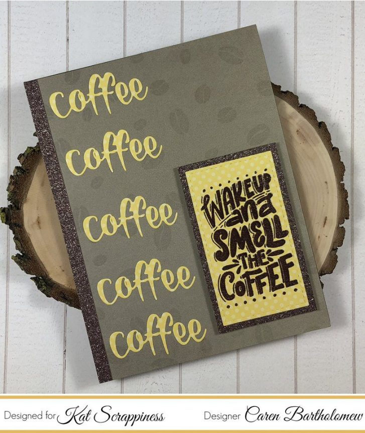 Caren - National Coffee Day Blog Hop