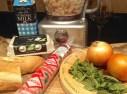 Homemade Stuffing Ingredients