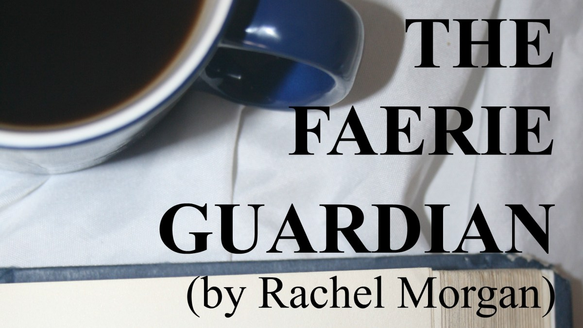 Review: The Faerie Guardian by Rachel Morgan