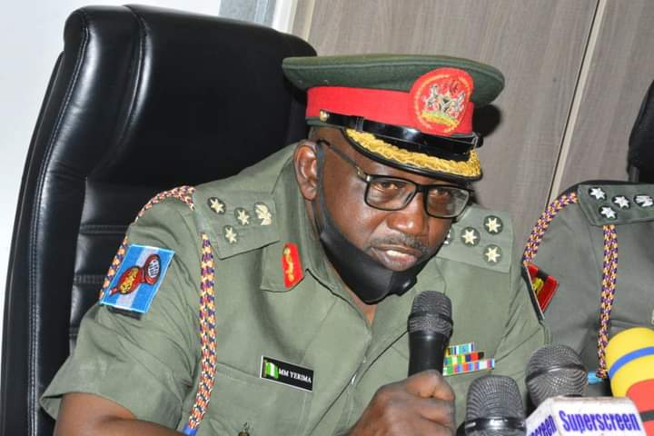BRIGADIER GENERAL MOHAMMED YERIMA TAKES OVER AS DIRECTOR ARMY PUBLIC  RELATIONS – Katsina City News