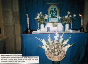 catholic church alter