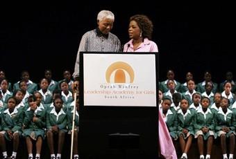 oprah mandela school