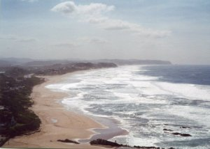 West on the N2 victoria bay