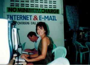 Islands internet cafe