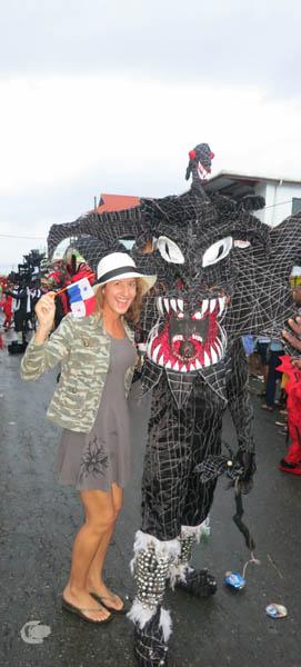 Bocas del Toro, Panama: Carnival