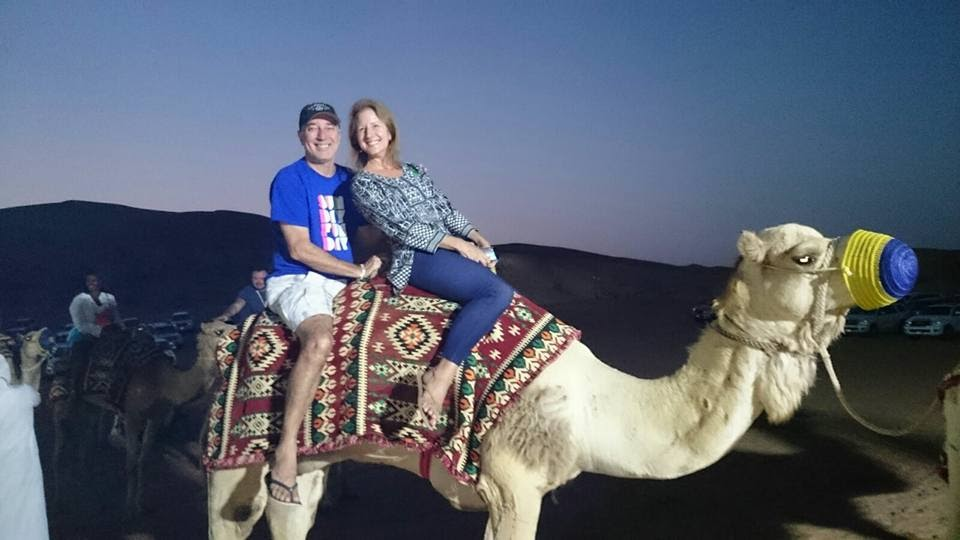 Desert Trek, UAE