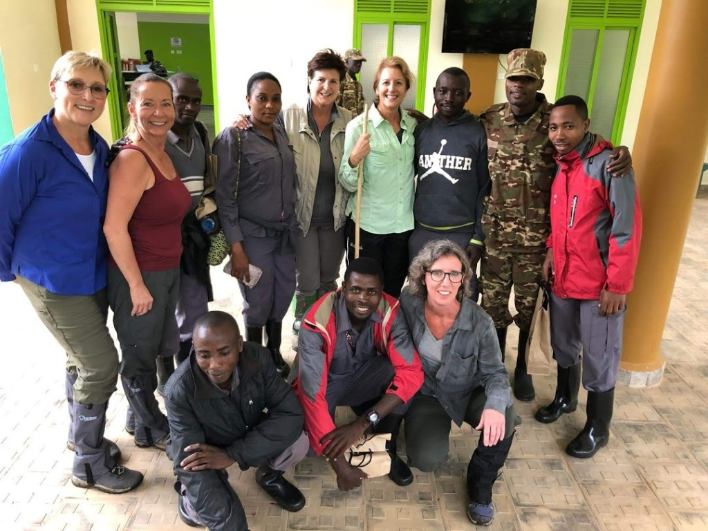 Uganda Gorilla Tracking: Bwindi