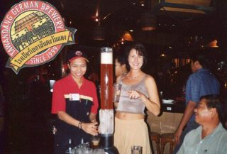 The number one beer hall in Bangkok