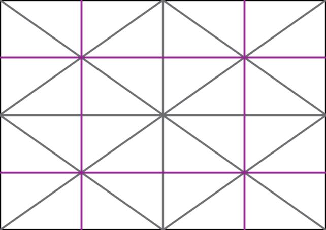 Step 4: All The Plus Symbols