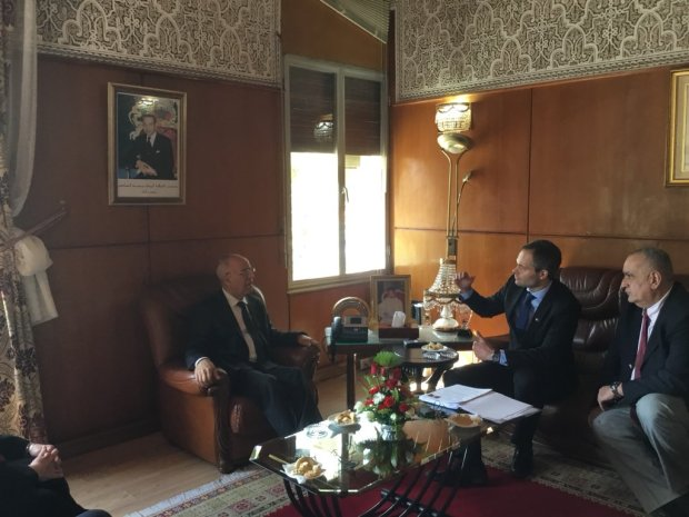 Marokon uskontoministeri