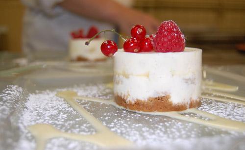Dessert Virginie