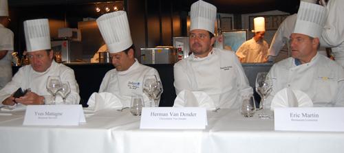 Jury du Bocuse d'or