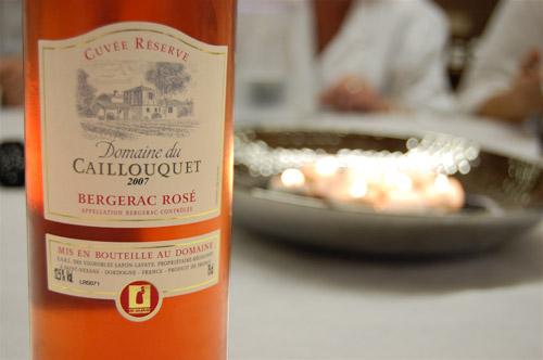 Vin, Domaine du Caillouquet