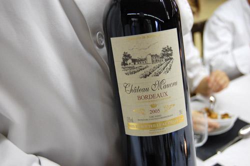 Vin, Château Maucru