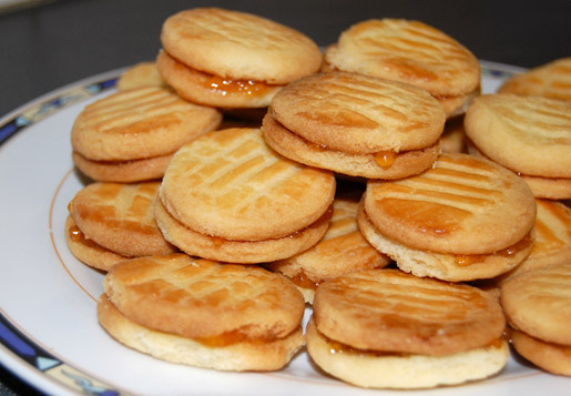 Biscuits morganette