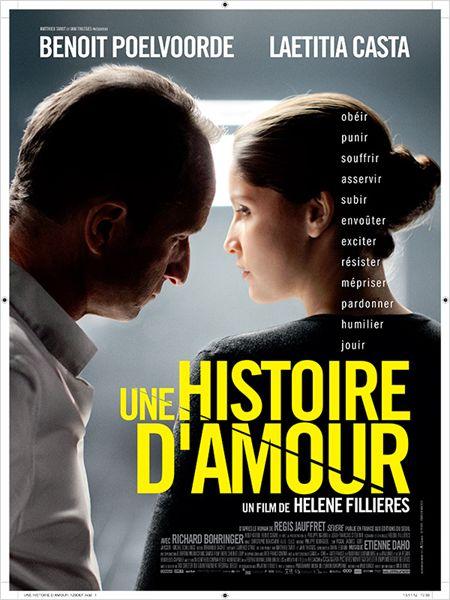 Affiche de film: Histoire d'amour