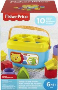 Fisher Price – Κύβος Με Σχήματα FFC84