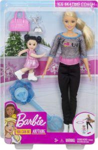 Mattel Barbie Επαγγέλματα Δασκάλα Αθλημάτων  FXP38