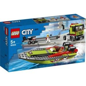 Lego City – Race Boat Transporter 60254