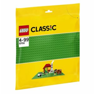 Lego Classic – Green Baseplate 10700