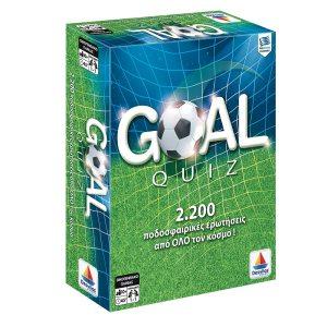 Desyllas Games – Επιτραπέζιο – Goal Quiz 100563