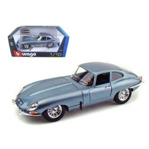 Burago ΜΕΤΑΛΛΙΚΟ ΑΥΤΟΚΙΝΗΤΟ 1/18 Jaguar E Coupe 1961 18-12044