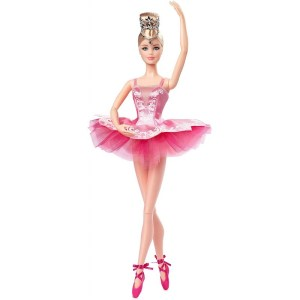 Mattel Barbie – Ballet Wishes Ονειρεμένη Μπαλαρίνα Συλλεκτική Κούκλα GHT41