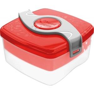 Maped Δοχείο Φαγητού (Microwave) Picnik Concept Κόκκινο 1400 ML 870103