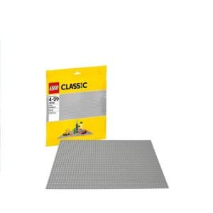 Lego Classic – Gray Baseplate 10701