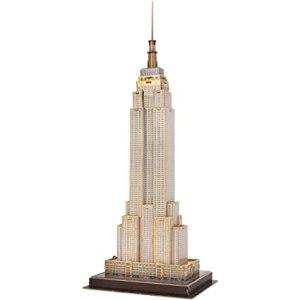 Cubic Fun – Puzzle 3D World΄s Great Architecture, Empire State Building 54 Pcs C246h