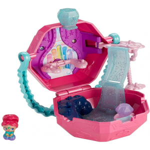Fisher Price Shimmer & Shine – Teenie Genies Rainbow Zahramay On-The-Go Playset FHN38 (FHN35)