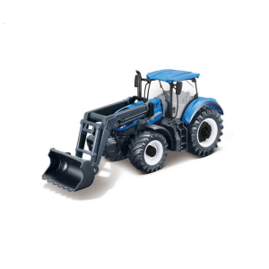 Bburago New Holland Agriculture – Farm Tracktor With Frond Loader 18-31632