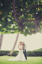 Hawaiian wedding Waikiki : Sydney Photographer Kat Stanley Photography